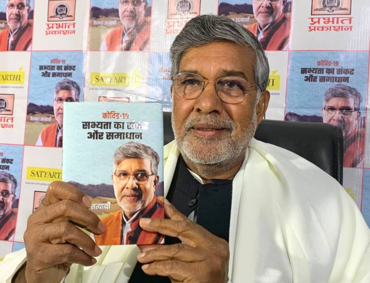 Nobel Laureate Kailash Satyarthi Suggests Solutions To Covid-19 Crisis In New Book