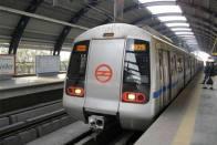PM Modi To Flag Off Delhi Metro's Driverless Train Soon