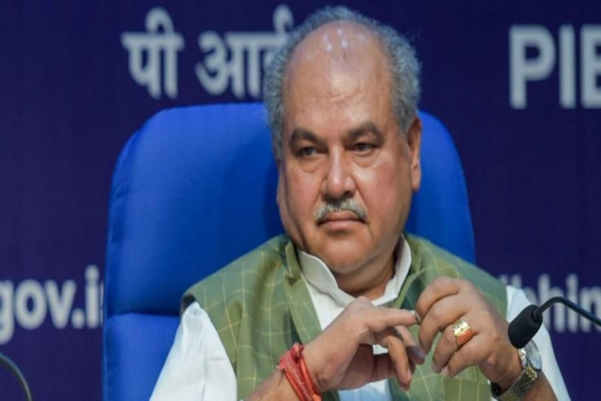 Narendra Singh Tomar Issues Open Letter To Farmers After SC Says They Have Right To Protest Peacefully