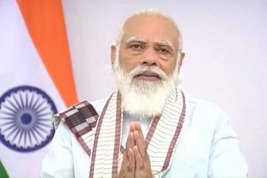 PM Modi Turns 71, President, Ministers And Party Workers Extend Wishes