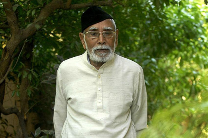 Veteran RSS Ideologue And Spokesperson M G Vaidya Dies At 97 In Nagpur