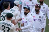 IND Vs AUS: Cricket World Reacts After India Collapse To Their Lowest Test Score