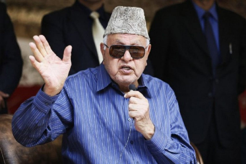 Vendetta, Cry Parties As ED Seizes Farooq Abdullah's Assets