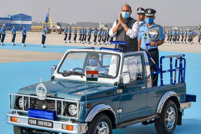 India Has Proven That It's Not Weak: Rajnath Singh On Indo-China Border Row