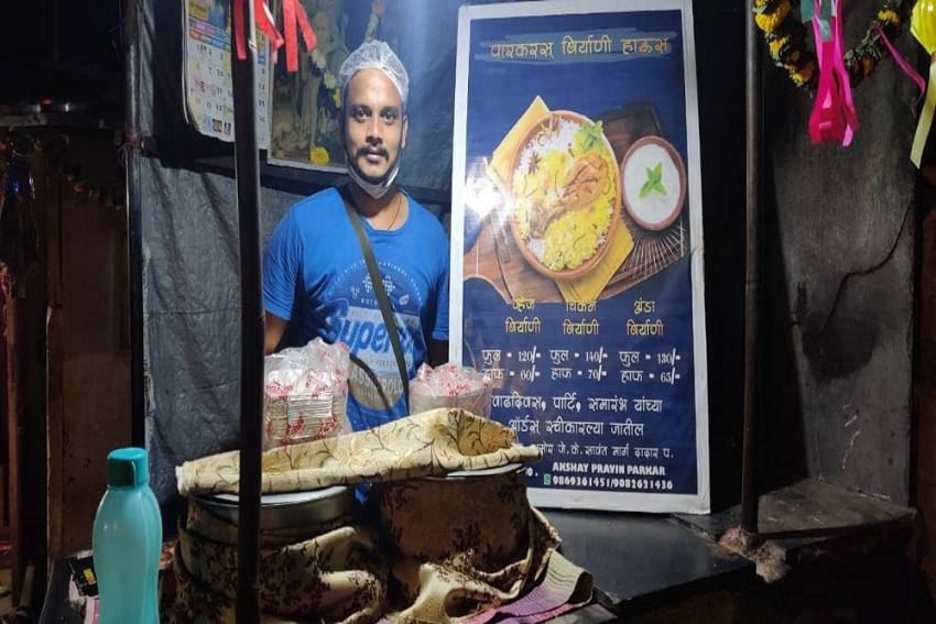 5-Star Chef Opens A Roadside Biryani Stall After Losing His Job, Story Goes Viral