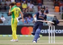 India Vs Australia: Hardik Pandya, Ravindra Jadeja Take India To 302/5 After Virat Kohli's Fighting Half-Century