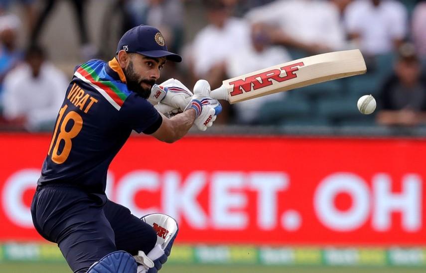 Most ODI centuries while chasing - Virat Kohli