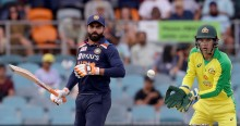 AUS Vs IND, Live Cricket Scores, 3rd ODI, Canberra: Hardik Pandya, Ravindra Jadeja Blazing Knocks Help India Post 302/5