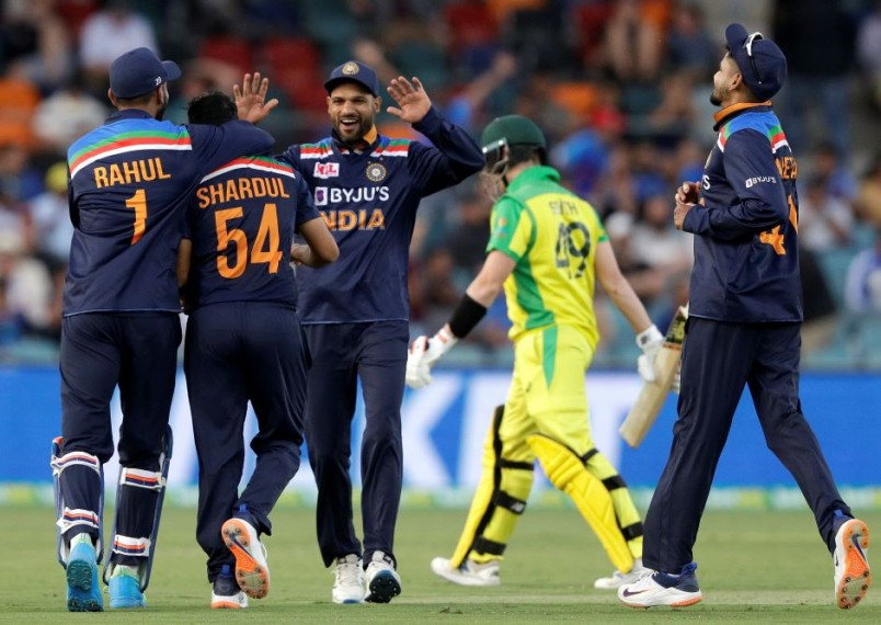 AUS Vs IND, 3rd ODI: Bowlers Hand India 13-Run Victory, Australia Clinch Series 2-1 - Highlights