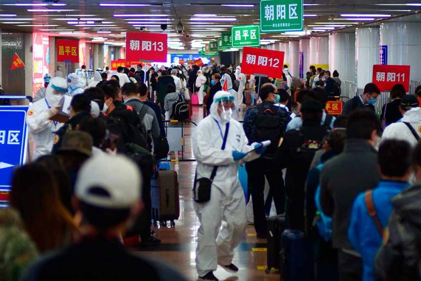 'The Wuhan Files': Leaked Documents Show China Lied About Covid-19, Mishandled The Pandemic