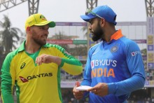 AUS Vs IND, Live Cricket Scores, 3rd ODI, Canberra: Sean Abbott Gets Shikhar Dhawan, India 40/1 (8)