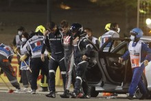 Romain Grosjean Discharged From Hospital Three Days After Frightening F1 Crash