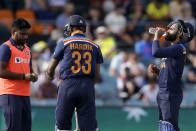 AUS Vs IND, 3rd ODI: Hardik Pandya, Ravindra Jadeja Take India To 302/5 - Innings Report