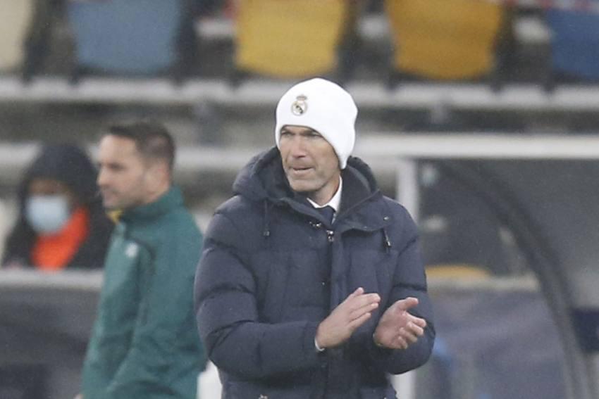 Zinedine Zidane Won't Resign As Real Madrid's UEFA Champions League Hopes Hang In The Balance