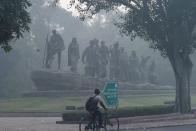 Delhi's Air Quality Inches Closer To 'Severe' Zone
