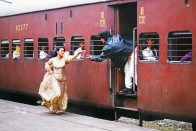 All Aboard With Simran!