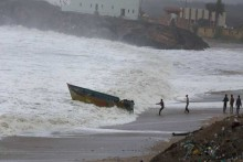 Cyclone 'Burevi' To Hit Tamil Nadu On December 4