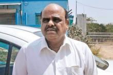 Retired Justice Karnan Arrested Over Offensive Comments Against Judges' Wives