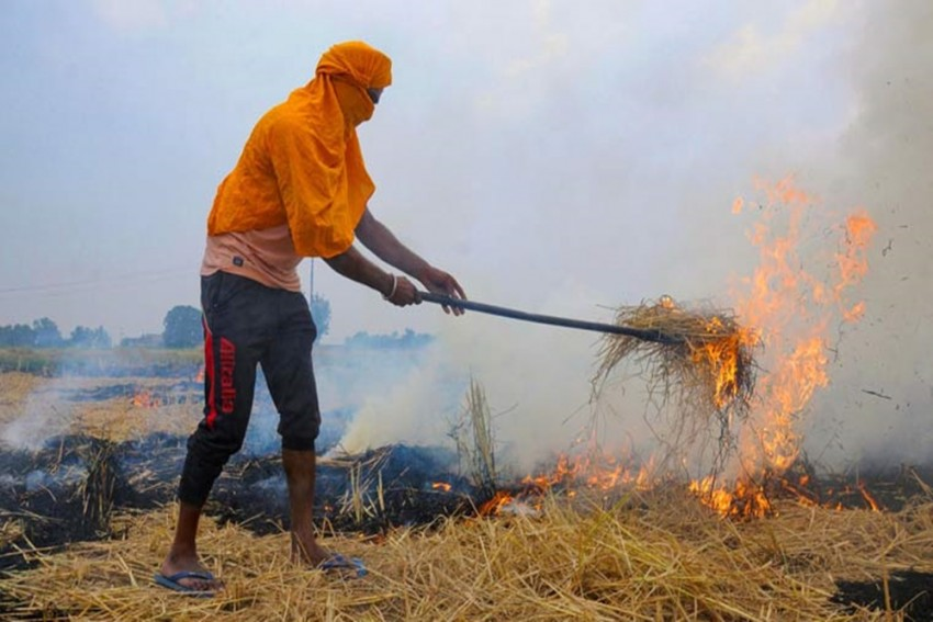 Power Minister Launches Hackathon To Deal With Farm Fires, Residue