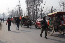 BJP Makes A Point With Tonga Rally In Separatist Hub Of Sopore