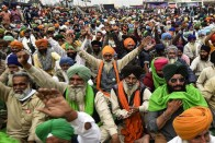 Foreign Fund Row: Farmers' Union Alleges Bias Says Centre Is Targeting Protesting Farmers