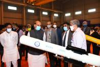 Rajnath Singh Inaugurates India's First Hypersonic Wind Tunnel Test Facility In Hyderabad