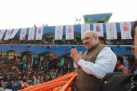 State Has Deviated From Path Of Development: Amit Shah At Bengal Rally