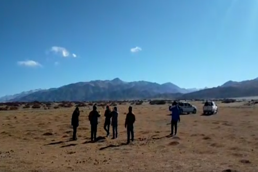 Leh: Chinese Vehicles Enter Indian Territory, Retreat After Locals Stage Protests