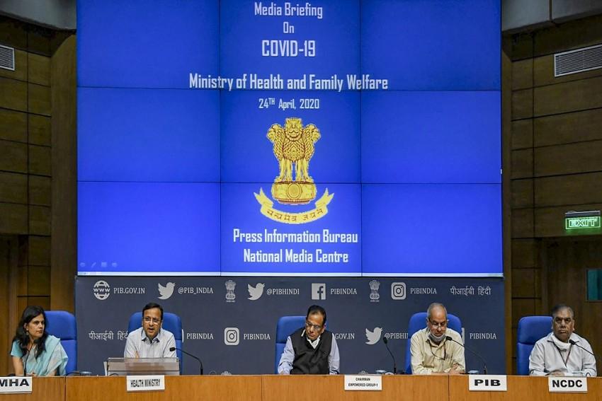 Health Ministry To Convene Meet On Monday To Discuss New Coronavirus Strain