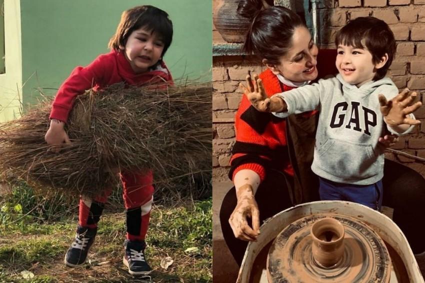 Taimur Ali Khan Turns 4; Kareena Kapoor Pens Adorable Post On Son's Birthday