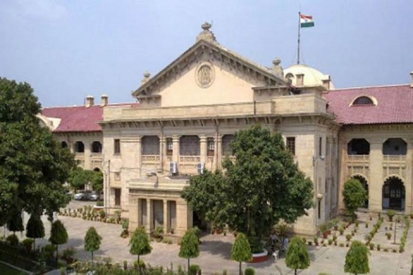 Allahabad HC Grants Bail To Man Accused For Offering Namaz At Mathura Temple