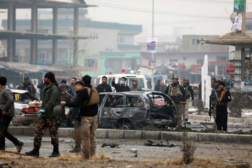Afghanistan: Car Bomb Kills 9 In Kabul, 20 Others Wounded
