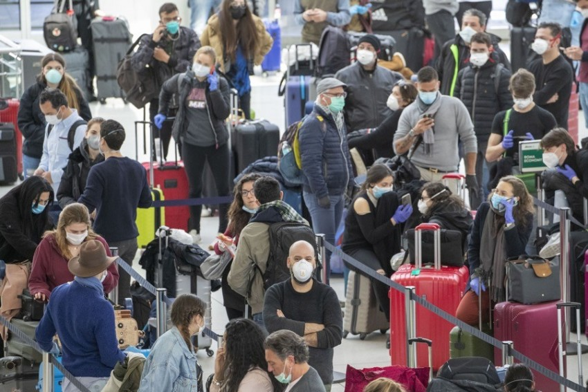 Over 1 Million People Screened On US Airport Despite Holiday Travel Warnings In US