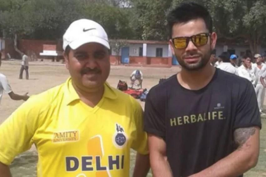 Virat Kohli's Childhood Mentor Raj Kumar Sharma Appointed Coach Of Delhi Ranji Cricket Team