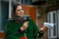 Mehbooba Allowed To Visit Budgam, Says Govt Instil Fear By Evicting Us From Our Homes, Land
