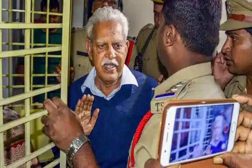 HC Extends Varavara Rao's Stay In Nanavati Hospital Till January 7