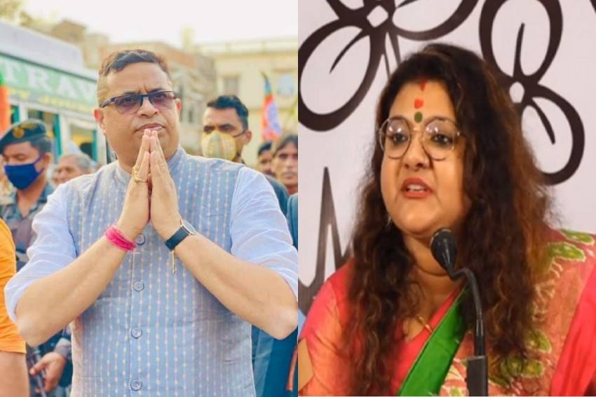 Marriage Over: BJP MP Tells Wife Who Joined TMC