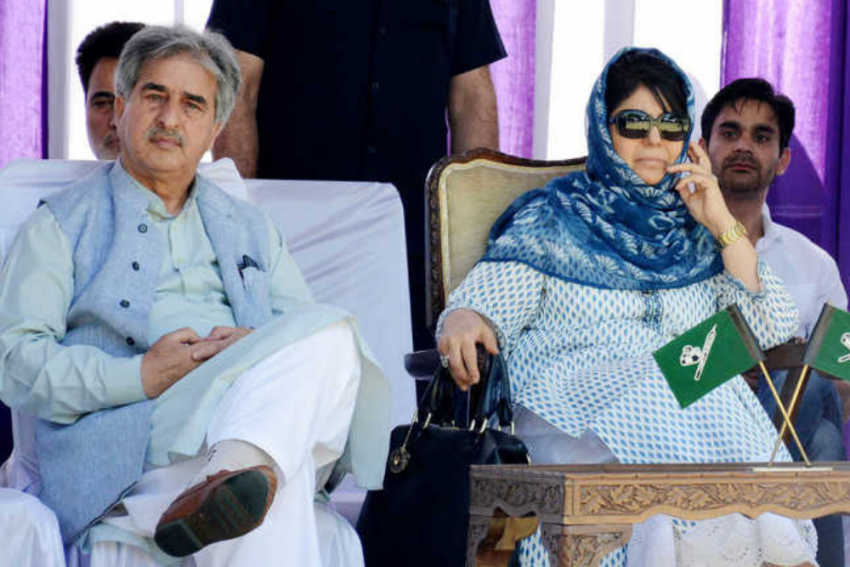 A Day Ahead Of DDC Poll Results, Two PDP Leaders Detained In Kashmir