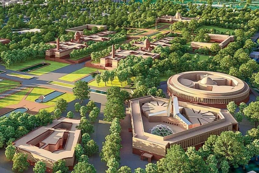 Central Vista Project 'Pursuit Of Pomp And Grandeur' While Economy In Peril: Civil Servants