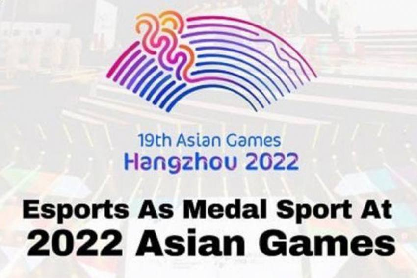ESports Becomes Official Medal Event At 2022 Hangzhou Asian Games