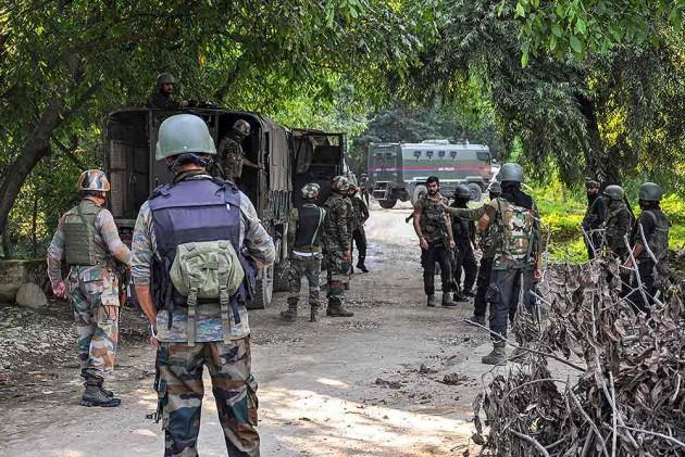 Two LeT Militants Surrender Before Security Forces In J&K