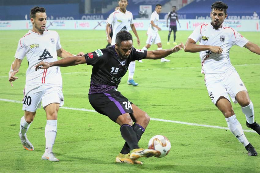 ISL 2020-21, Match 37 Report: Odisha FC, NorthEast United FC Share Spoils