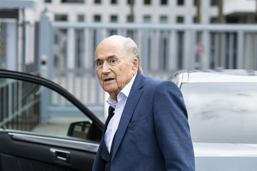 FIFA Files Criminal Complaint Against Former President Sepp Blatter Over Museum