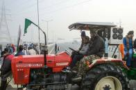 Farmers To Decide On Centre's Letter On Wednesday