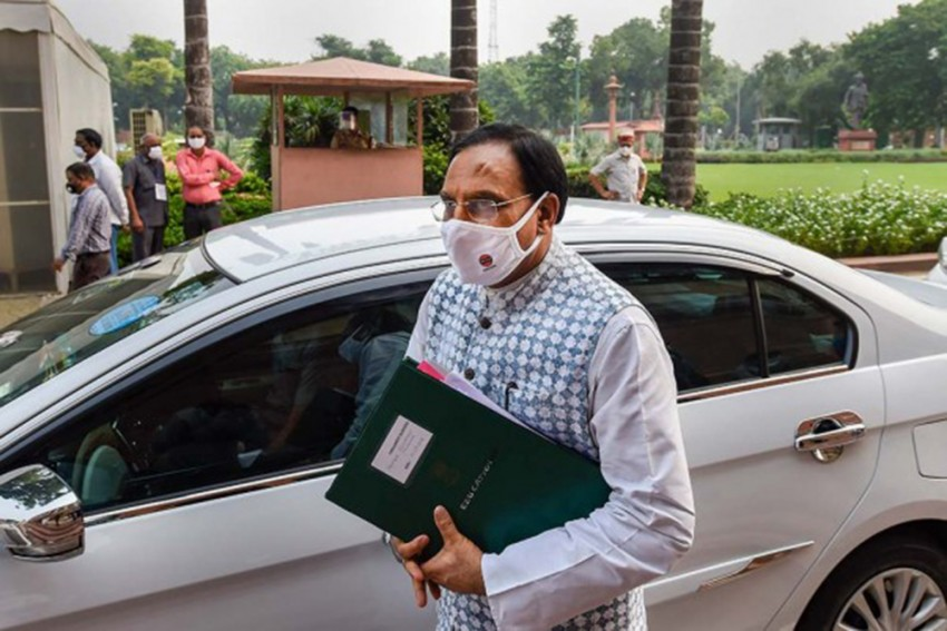 Board Exams Unlikely To Be Held Before February: Union Minister Ramesh Pokhriyal