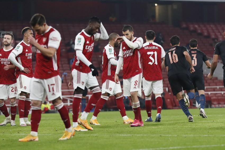 Arsenal 1-4 Manchester City: Pep Guardiola's Men Compound Mikel Arteta's Misery