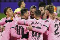 Real Valladolid 0-3 Barcelona: Lionel Messi Overtakes Pele As Ronald Koeman's Side End Winless Away Run