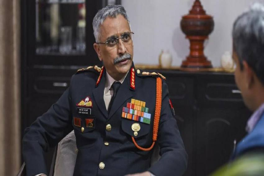 India-China Border Standoff: Army Chief On 'Fire and Fury' Corps Recce In Eastern Ladakh