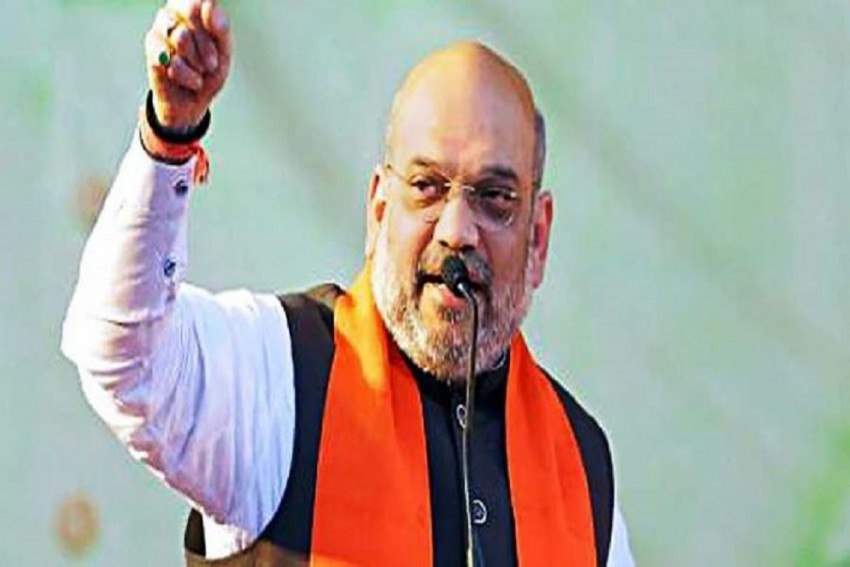 BJP Will Continue To Work Towards Development Of J-K: Amit Shah