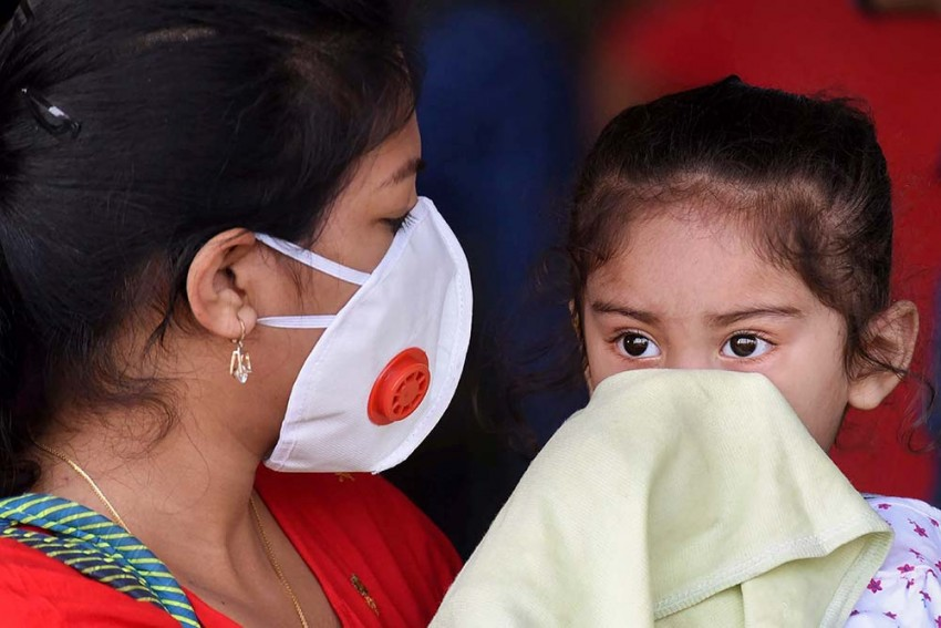 Masks Alone Not Enough To Stop Covid-19, Study Says